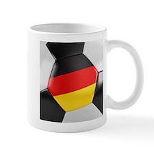 Germany Soccer Ball Mug