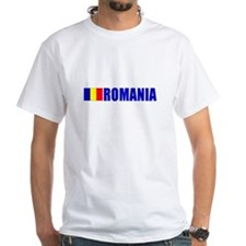 Romania Flag Shirt