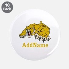 "Tiger Roar Custom 3.5"" Button (10 pack)"