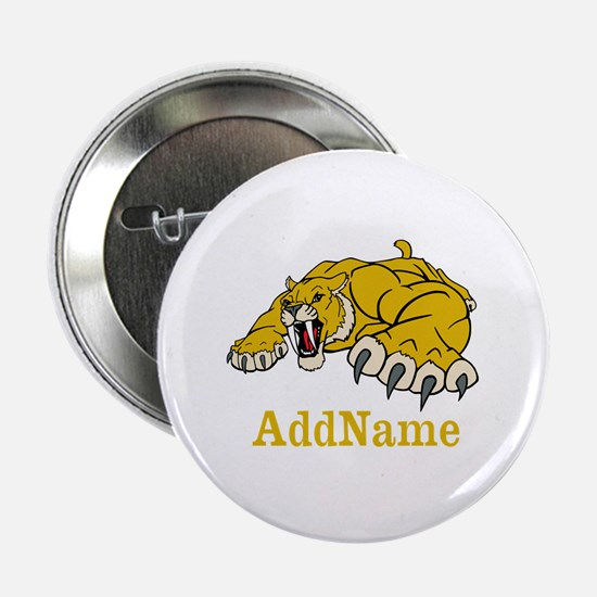 "Tiger Roar Custom 2.25"" Button"