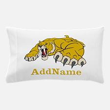 Tiger Roar Custom Pillow Case
