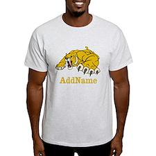 Tiger Roar Custom T-Shirt