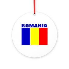 Iasi, Romania Ornament (Round)