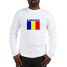 Iasi, Romania Long Sleeve T-Shirt
