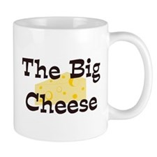 The Big Cheese Small Mug