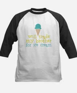 Trade Brother Ice Cream Baseball Jersey