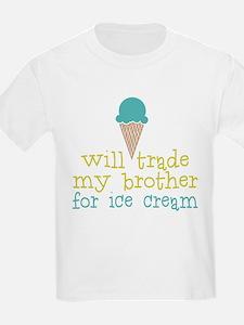 Trade Brother Ice Cream T-Shirt