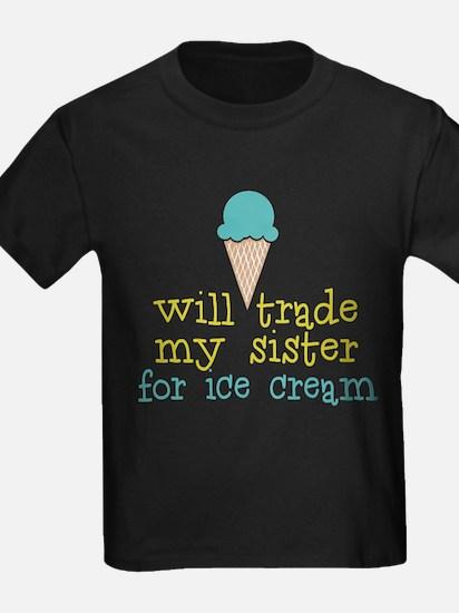 Trade Sister Ice Cream T