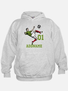 Customizable Soccer Hoodie