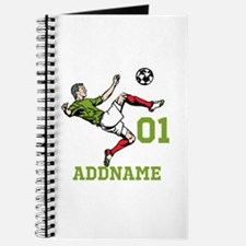 Customizable Soccer Journal