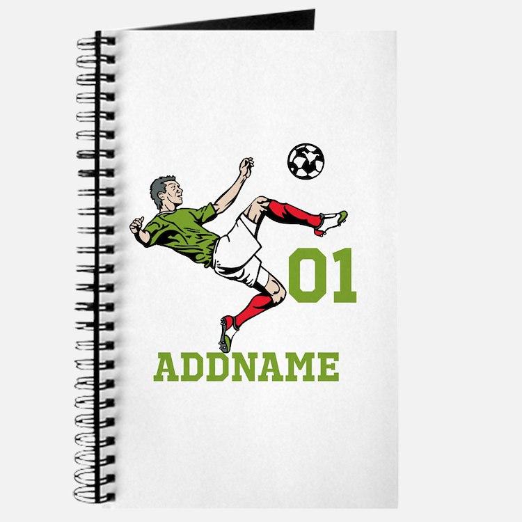 Customizable Soccer Journal