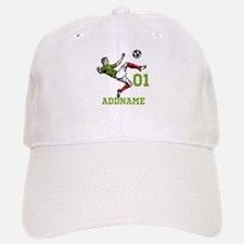 Customizable Soccer Baseball Baseball Cap