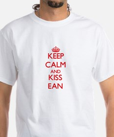 Keep Calm and Kiss Ean T-Shirt