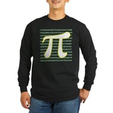 Pi Numbers T