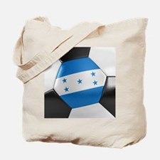 Honduras Soccer Ball Tote Bag