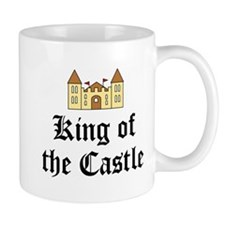King of the Castle Mug