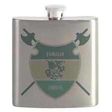 House Pendragon Flask