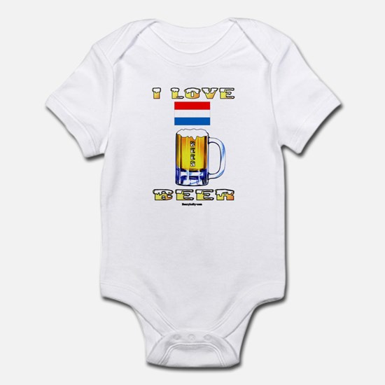 Dutch Beer Infant Bodysuit