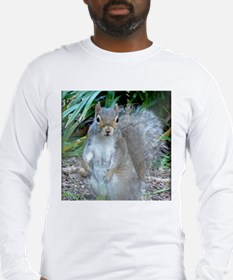 squirrel up Long Sleeve T-Shirt