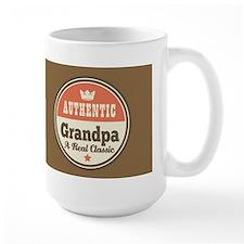 Vintage Grandpa Gift Mugs