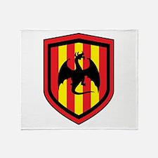 House Pendragon Throw Blanket
