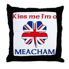 Meacham Family Throw Pillow