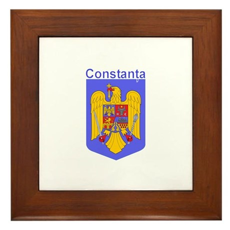 Constanta, Romania Framed Tile