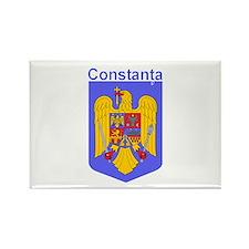 Constanta, Romania Rectangle Magnet