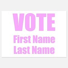Vote Invitations
