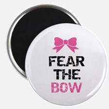 Fear the bow Magnet
