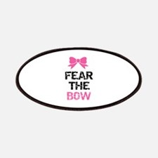Fear the bow Patches