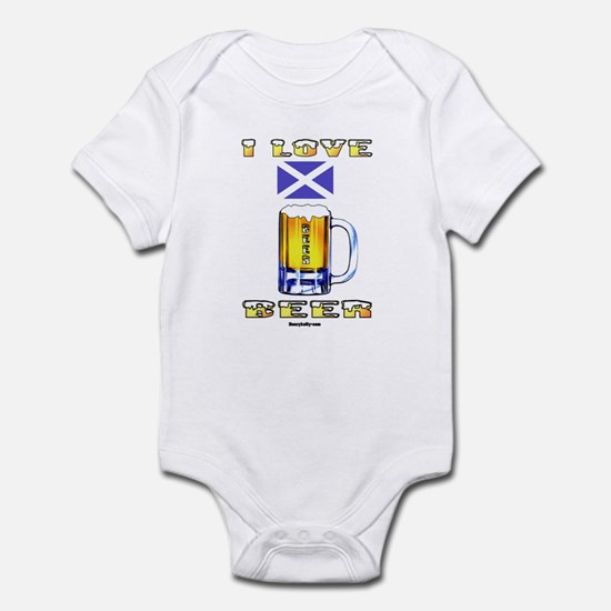 Scottish Beer Infant Bodysuit