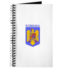 Romania Coat of Arms Journal