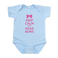 Fear the bow Infant Bodysuit
