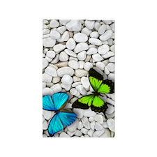 Butterfly Harmony 3'x5' Area Rug