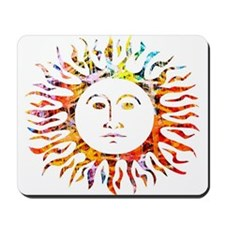 Sunface Mousepad