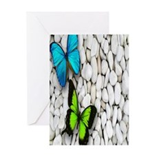 Butterfly Harmony Greeting Cards