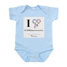 Cute Cdh Infant Bodysuit