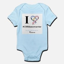 Cool Congenital diaphragmatic hernia awareness Infant Bodysuit