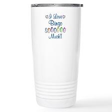 Bingo Love So Much Travel Mug