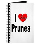 I Love Prunes Journal