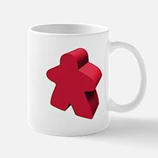Red Meeple Mugs