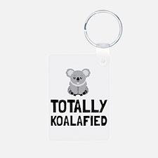 Totally Koalafied Keychains