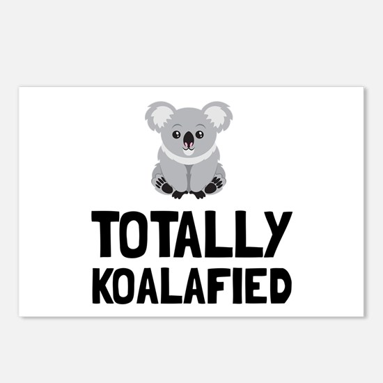 Totally Koalafied Postcards (Package of 8)
