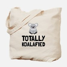 Totally Koalafied Tote Bag