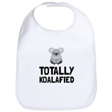 Totally Koalafied Bib