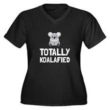 Totally Koalafied Plus Size T-Shirt