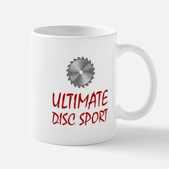 Ultimate Disc Sport Mugs