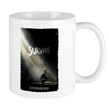 Survive The Walking Dead Mug Mugs