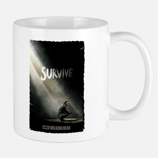Survive The Walking Dead Mug Mugs